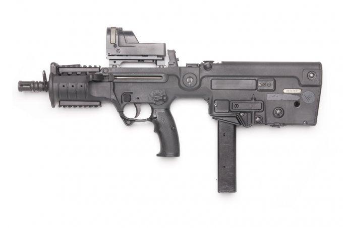 Пистолет-автомат Форт-224