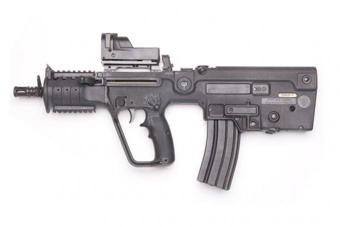 Штурмовая винтовка Форт-224