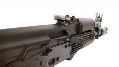 Kalashnikov AK-105 machine gun