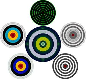 set of targets(1)