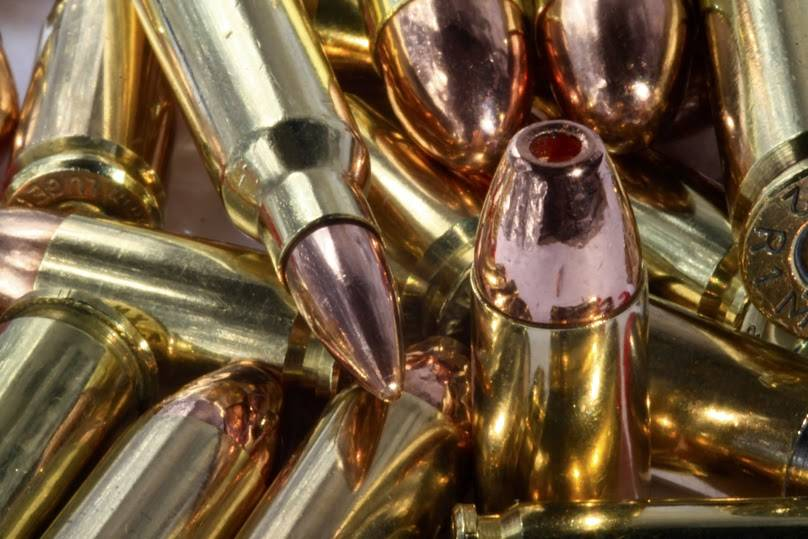 various bullets / artillery