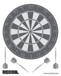 2978_Darts Target