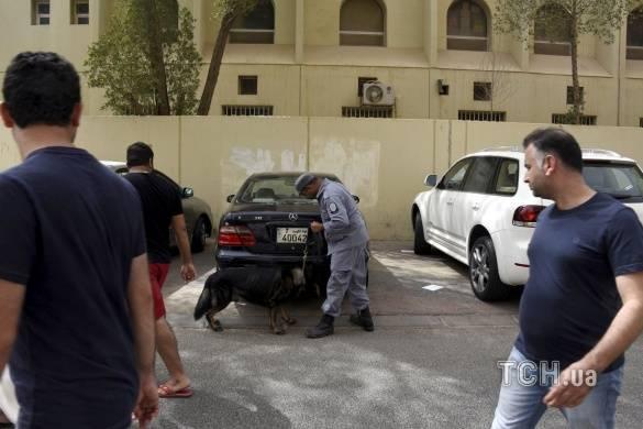 Reuters: Взрыв в мечети Кувейта