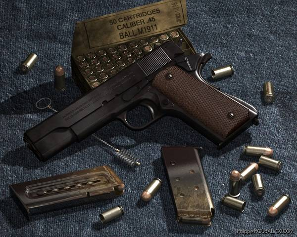 Colt45-1911A1
