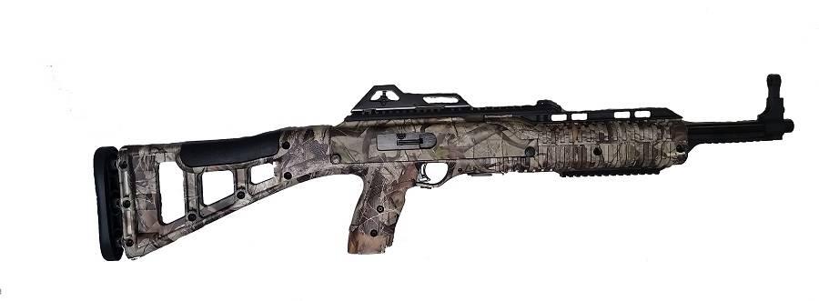 Woodland-Camo-Carbine