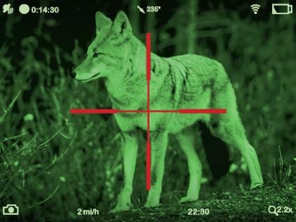 Компания ATN выпустила прицел с прибором ночного видения