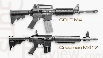 Crosman M417