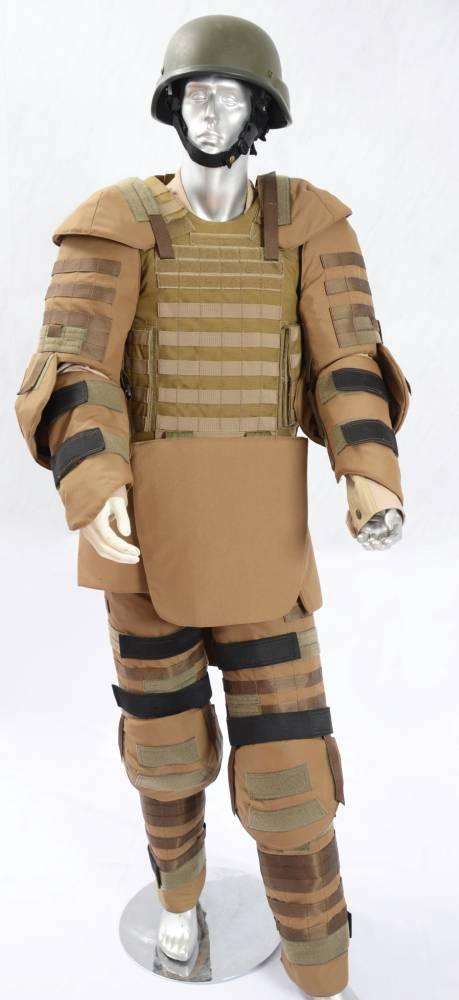 Штурмовой костюм на базе бронежилета Корсар