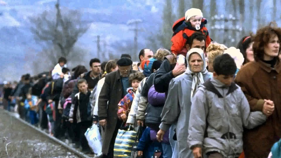 беженцы мигранты
