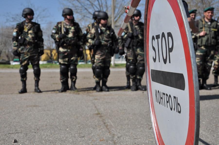Госпогранслужба Украины заявила о задержании троих россиян