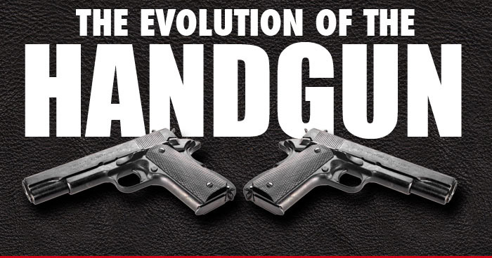 evolution of the handgun 2