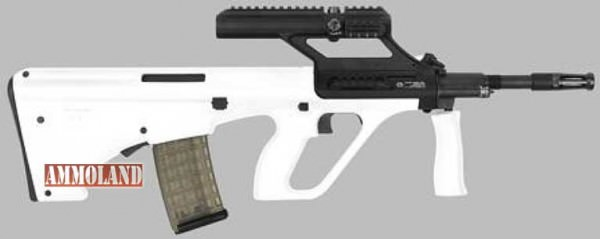 белая винтовка