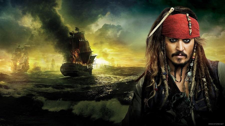 джек воробей пират