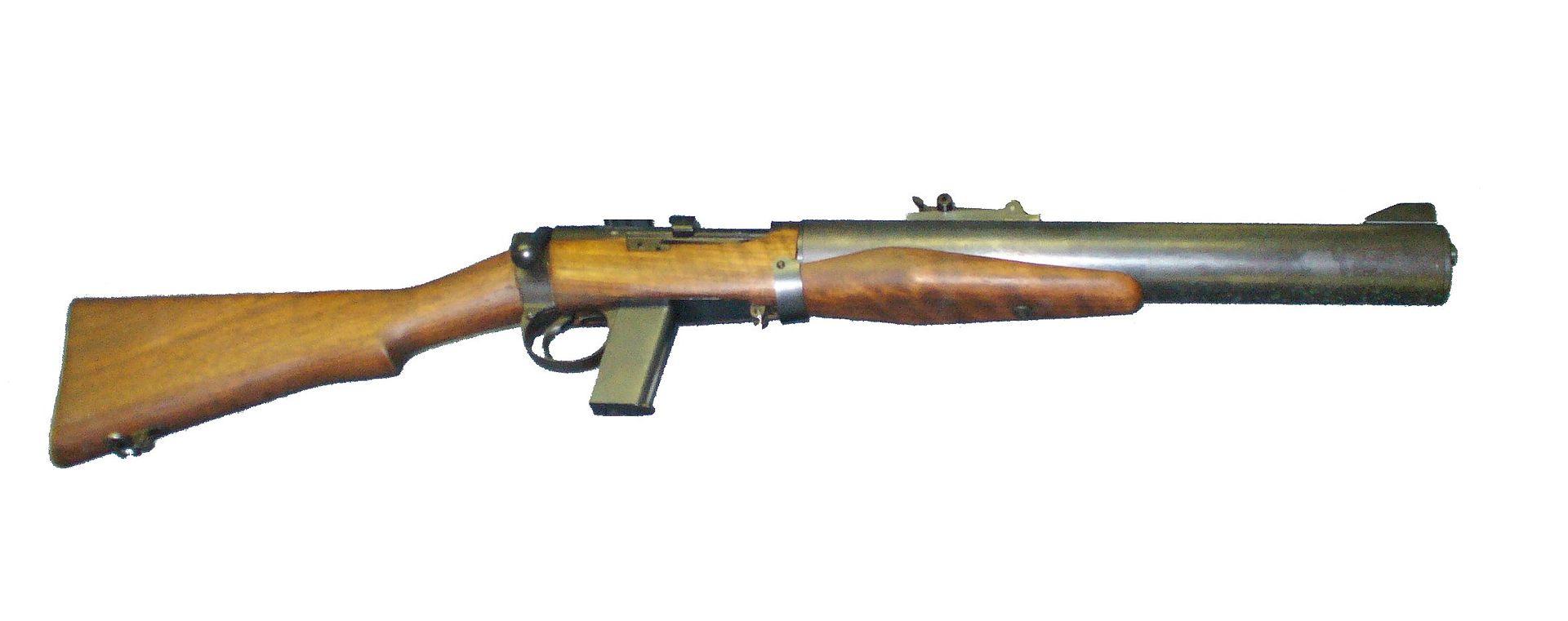 De_Lisle_Rifle