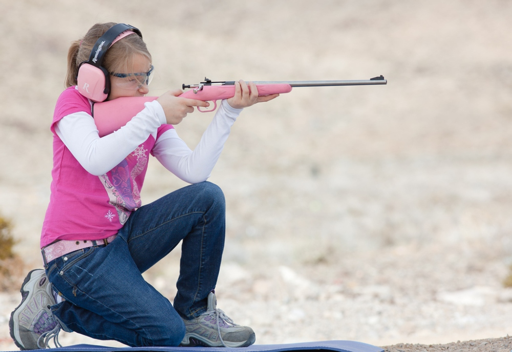 детская винтовка