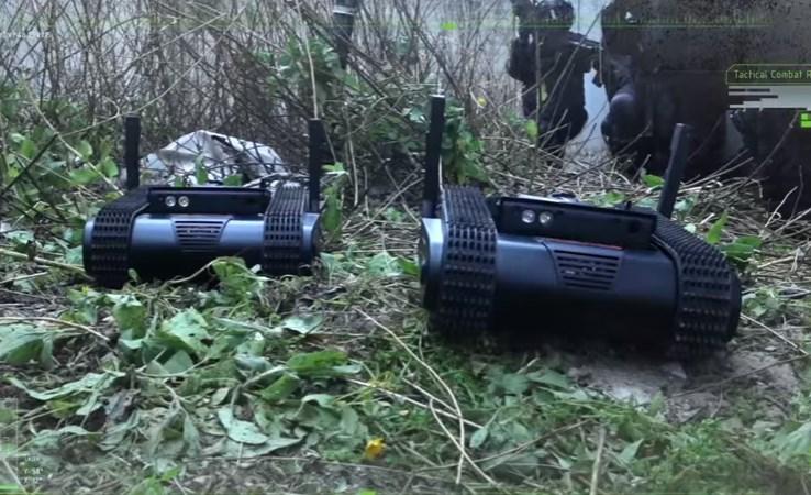 DOGO robot