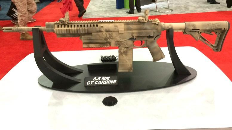 6.5 CS Carbine
