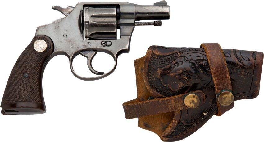 револьвер Джеральда Хілла