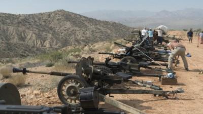 малокалиберная артиллерия
