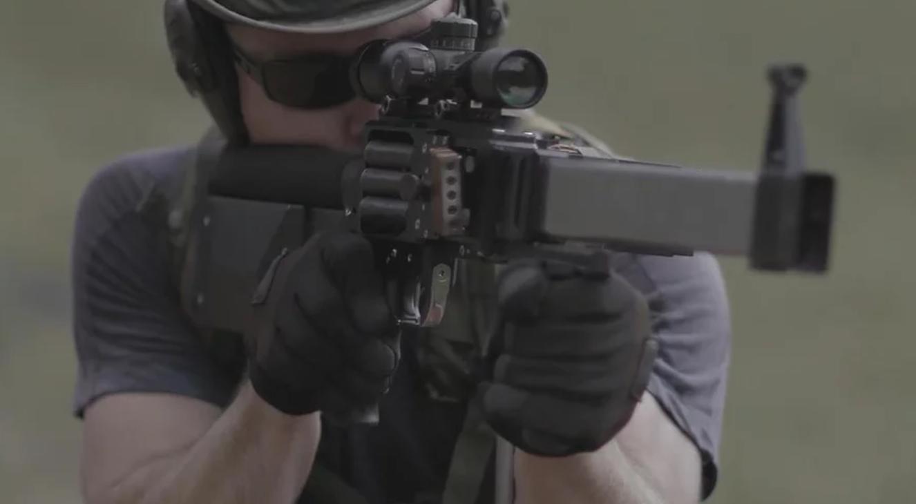 L4/L5 Caseless Ammo