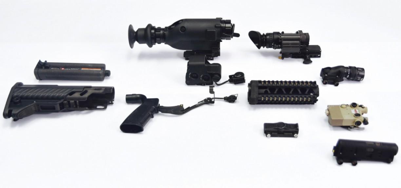умная винтовка T-Worx